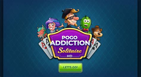 Pogo Addiction Solitaire HD | Online Solitaire Game | Club ...