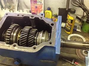3 Speed Transmission Rebuild