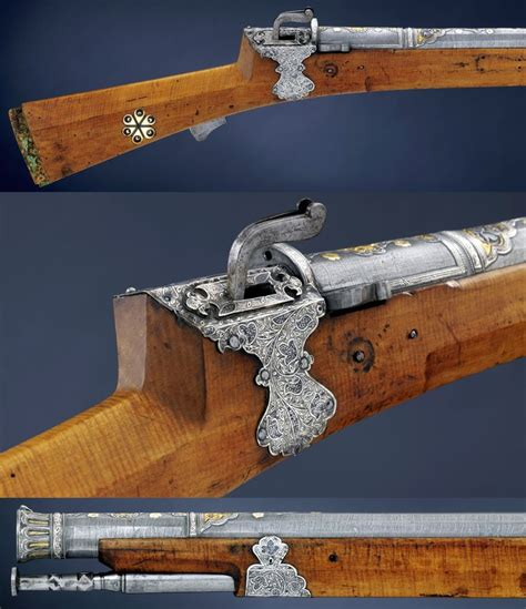 Ottoman Centuries by Ottoman Matchlock 17th To Early 18th Century Museum