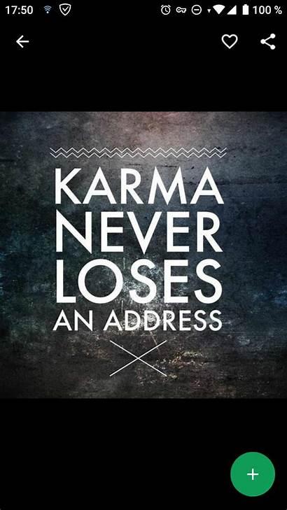 Karma Quotes Apk