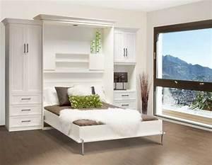 Schlafzimmer Komplett Bett 140x200 : nehl schrankbetten mit led beleuchtung und einige schubladen von schrankbett nehl mit ~ Bigdaddyawards.com Haus und Dekorationen
