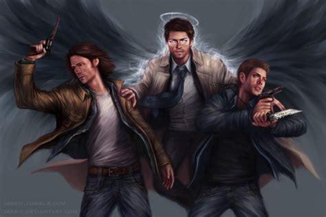 Supernatural Anime Wallpaper - supernatural dean winchester hd wallpapers desktop and