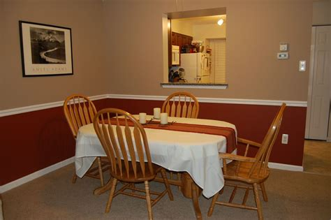 chair rail in dining room dining rooms with chair rails