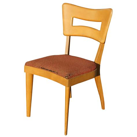 Heywood Wakefield Chairs Antique by 6 Vintage Heywood Wakefield Dining Chair Dogbone M154 On