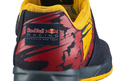 Puma Unveils Red Bull Racing Disc Sneaker