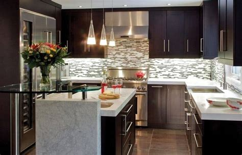 Simple Kitchens Kitchen Remodeled Home Cabinets For Less
