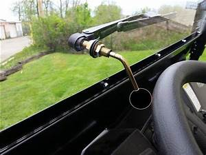 Hand Operated Utv Wiper For Hard Coated Poly Windshields Only