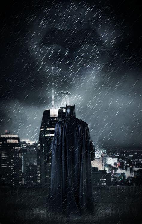 The Batman Movie (2018) Phone Wallpaper By
