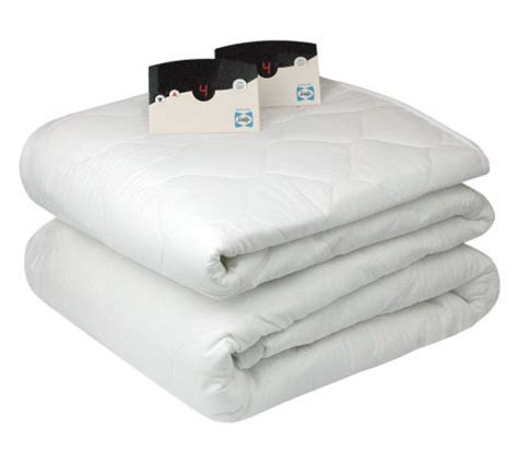 king mattress pad biddeford heated king size mattress pad page 1 qvc