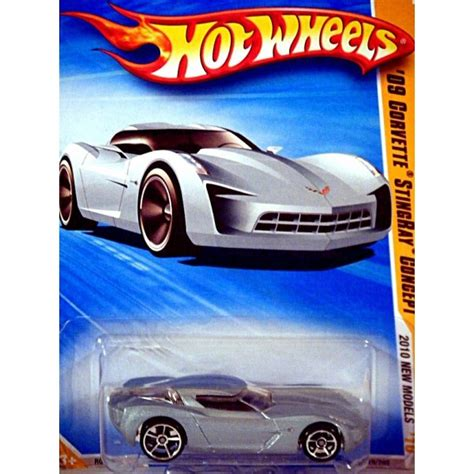hot wheels  models series  chevrolet corvette