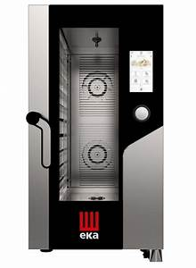 Tecno Eka Electric Combi Oven With Touch Screen Eka Combi Oven With Touch Screen Mkf1011cts Kitchen