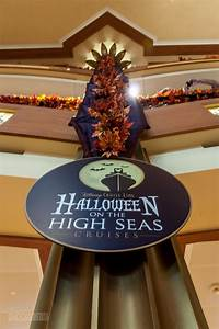 Disney Reveals The Ghoulish Details Of The 2014 Halloween On The High Seas Sailings  U2022 The Disney