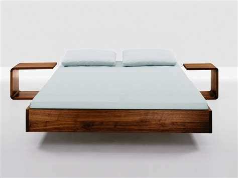 wooden furniture suspended beds buy the zeitraum simple bed at nest co uk