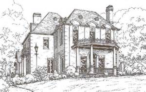 Beach House Drawing