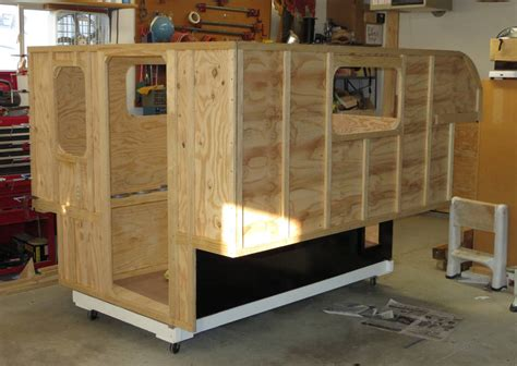 how to build a l build your own cer or trailer glen l rv plans page 2