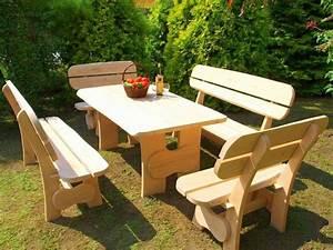 Gartenmöbel Set Günstig : gartenm bel set holz g nstig massiv rustikal ~ A.2002-acura-tl-radio.info Haus und Dekorationen