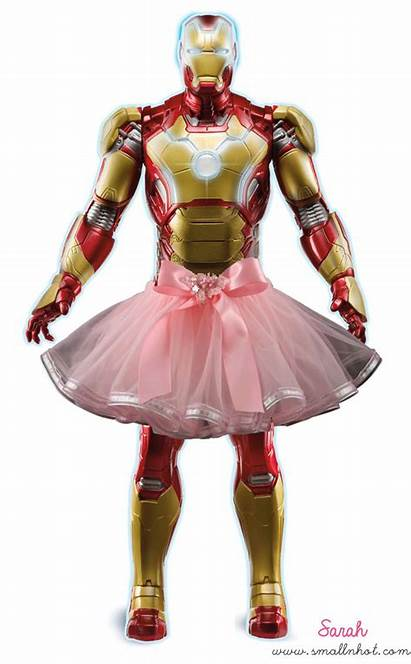 Iron Kawaii Ironman Much Too Fly Xd