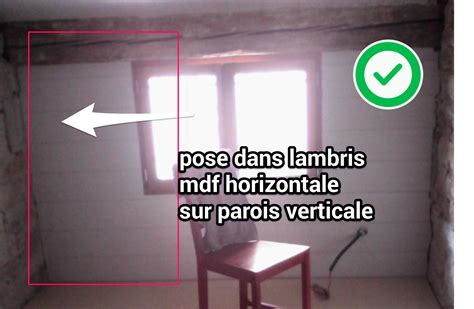 pose lambris plafond