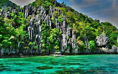Philippines Palawan Wallpapers Nido El Desktop Background