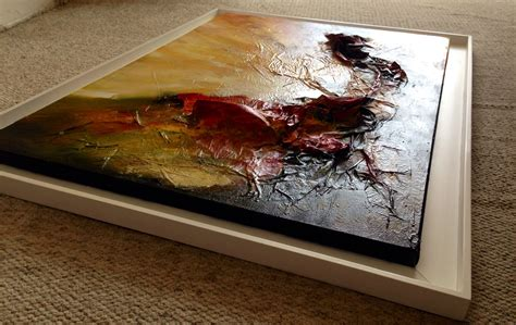 3d Living Abstract Paintings By Dan Bunea Danbunea