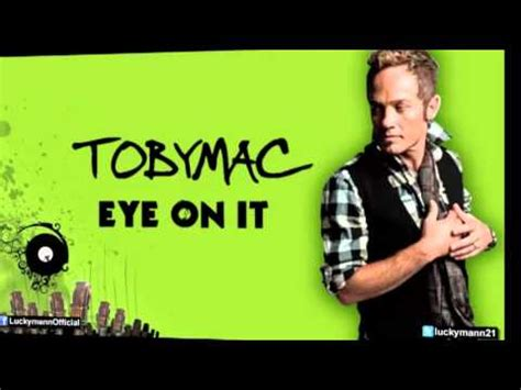 Tobis Favorite Pops by Tobymac Favorite Song Feat Grace Eye On It