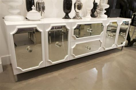 Large Hollywood Credenza In