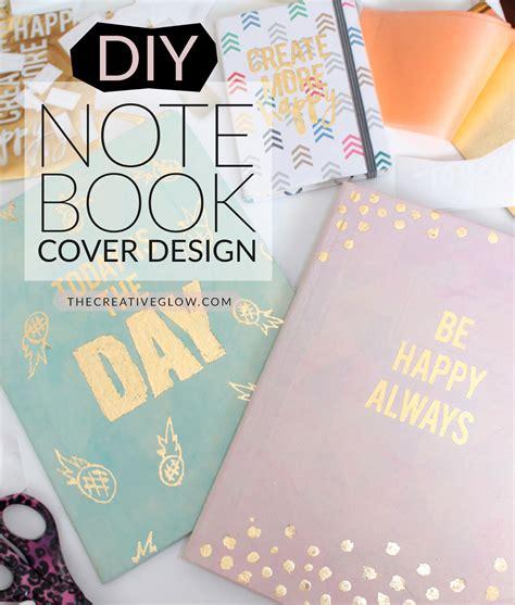 diy notebook  design designer