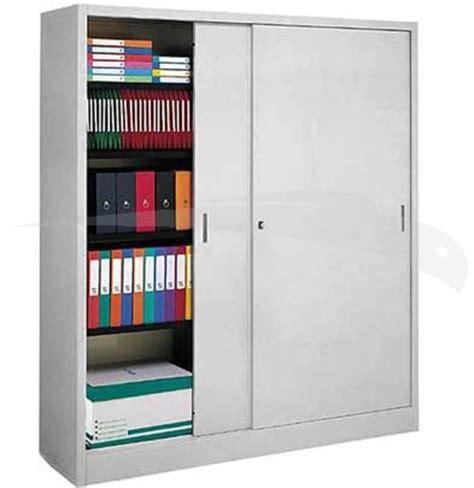 rangement papier bureau armoire métallique a portes coulissantes selection de la