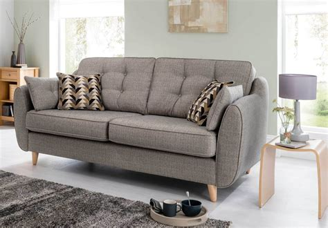 daltrey iconic scandinavian style sofa collection