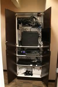home server rack cabinet 17 best images about media closet on pinterest computer