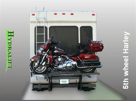 Photos For 5th Wheel Motorcycle Lift