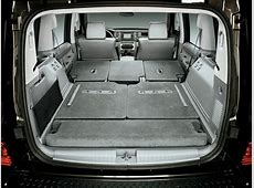 2010 Jeep Commander 4WD Trunk Picture Pic Image