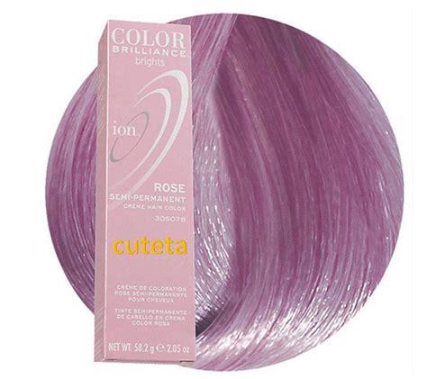 ion color brilliance semi permanent hair color ion color brilliance brights semi permanent creme hair