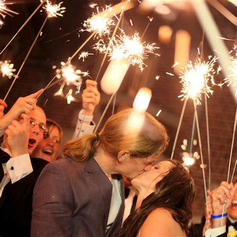 36 Showtime Wedding Sparklers 48 Pk Wedding Sparklers Usa