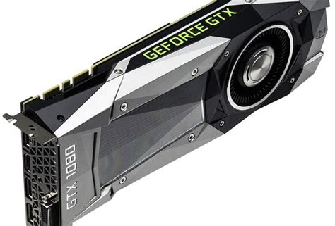 Nvidia Announces Geforce Gtx 1080 And Gtx 1070 With