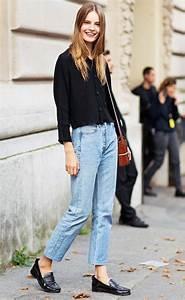 Mom (High Waisted) Jeans Outfit Ideas 2018 | FashionTasty.com