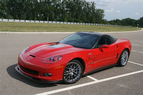 drive  corvette zr photo gallery autoblog