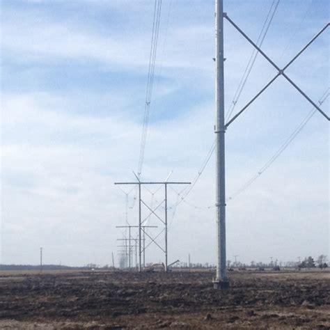 entergy kv transmission  repair cajun industries