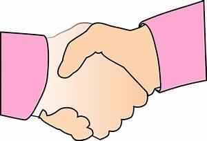 Hand Shake Clip Art at Clker.com - vector clip art online ...