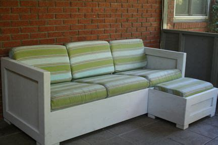 This End Up Loveseat by Quot This End Up Quot Sofa Redo For River