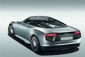 Audi E Tron : audi e tron spyder concept wallpaper car designs ~ Melissatoandfro.com Idées de Décoration