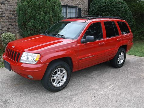 2000 Jeep Grand Cherokee Limited 4l  Best Suv Site