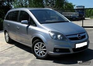 Opel Zafira 1 9 Cdti : 2005 opel zafira 1 9 cdti cosmo car photo and specs ~ Gottalentnigeria.com Avis de Voitures