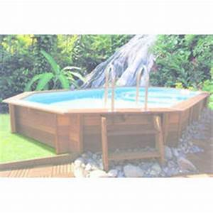 piscine spa produits du btp page 5 With piscine hors sol bois rectangulaire 3m 5 piscines en kit panneaux acier galvanise coffrage beton
