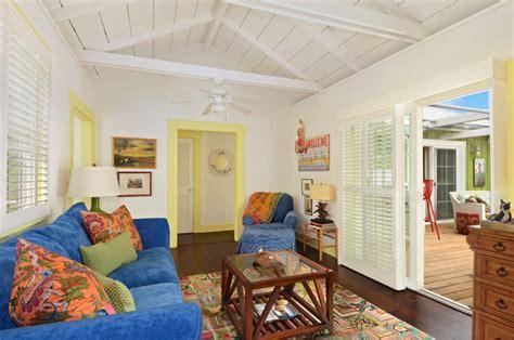 hawaiian vacation cottage tropical living room