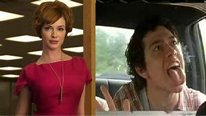 Christina Hendricks is married to the Snozberries guy from ...