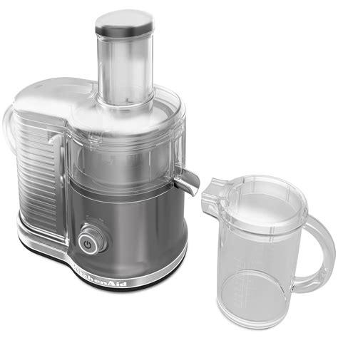 amazoncom kitchenaid kvjwh easy clean juicer white