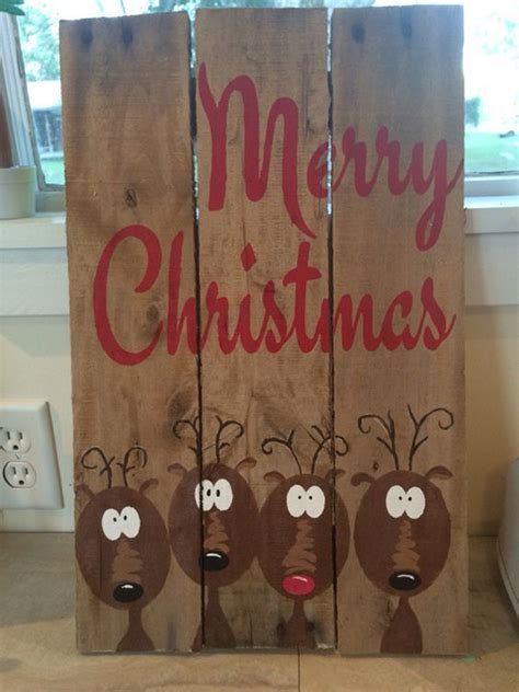 cool ways  create merry christmas signs home design