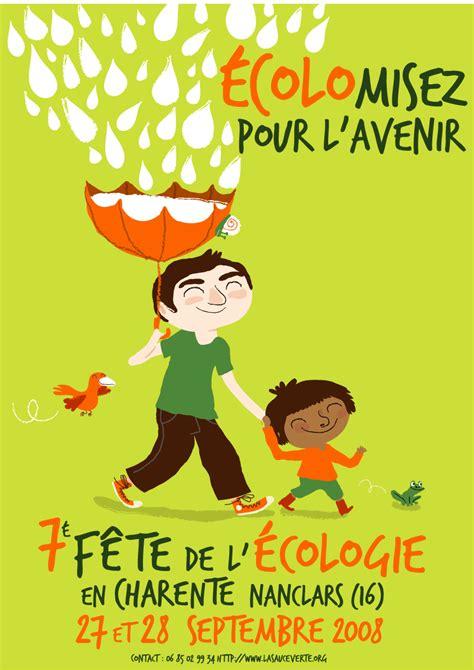 table cuisine formica affiche pour une fête de l 39 écologie mimirigaudie