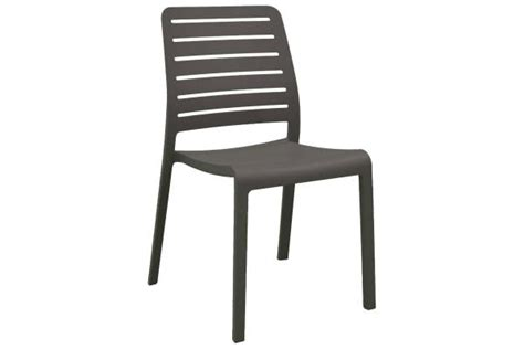 chaise allibert garden chairs garden seating allibert
